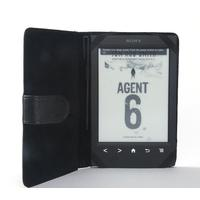 Odyssey zwart cover, Sony PRS-T1/T2 e-book reader case