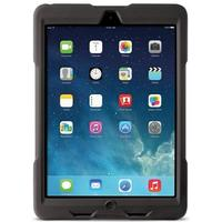 Kensington tablet case: BlackBelt 1st Degree Rugged Case voor iPad Air - Zwart