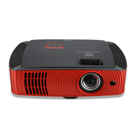 Acer beamer: Z650 - Zwart, Rood