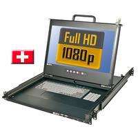 Lindy rack console: 21694 - Zwart