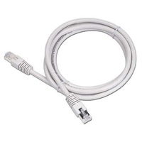 CABLE  UTP CAT5e  Patch cord with moulded strain relief  15m  Grey