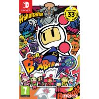 Konami game: Super Bomberman R  Nintendo Switch