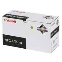 Canon toner: NPG-4 Toner - Zwart