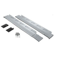 Eaton rack toebehoren: Rack kit 9PX/9SX - Zwart, Zilver