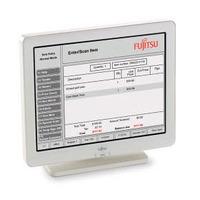 Fujitsu monitor: Displays D22 - Wit