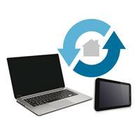 Toshiba garantie: 3 jaar Pick-up & Return Service inclusief garantie-uitbreiding