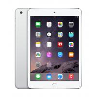 Apple tablet: iPad mini 3 128GB, Wi-Fi + Cellular - Silver - Zilver