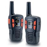 Cobra AM-245 PMR walkie-talkie - Zwart, Oranje