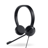 DELL headset: UC150 - Zwart