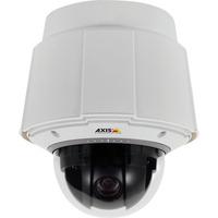 Axis beveiligingscamera: Q6055-C 50Hz - Wit