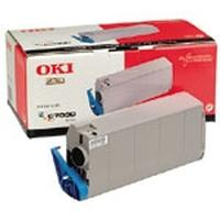 Black Toner Cartridge for Okipage C7200/7400