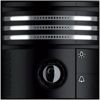 Mobotix video intercom system: T25 - Zwart