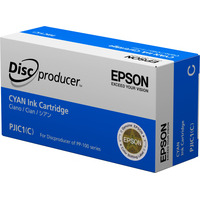 Epson inktcartridge: Ink Cartridge, Cyan - Cyaan