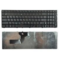 ASUS Keyboard (USA/English), Black Notebook reserve-onderdeel - Zwart
