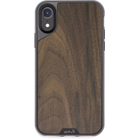 Limitless 2.0 Case iPhone Xr - Walnut - Donkerbruin hout Mobile phone case