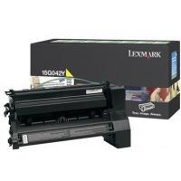 Lexmark cartridge: C752, C762 15K gele retourprogr. printcartr. - Geel