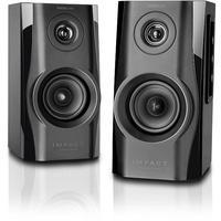 Speedlink, IMPACT Stereo Speakers (Zwart)