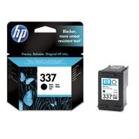 HP inktcartridge: 337 - Zwart