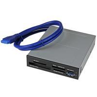 """StarTech.com geheugenkaartlezer: 3,5"""" Interne multi-kaartlezer met UHSII ondersteuning  USB 3.0 memory card reader - ....."""