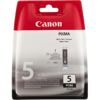 Canon inktcartridge: PGI-5BK - Zwart