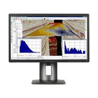 HP monitor: Z24s Narrow Bezel - 23.8'' 4K Ultra HD type - Zwart