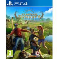 UIG Entertainment game: Farmer's Dynasty  PS4