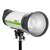 Priolite fotostudie-flits eenheid: MBX 1000-HotSync - Zwart, Groen, Wit