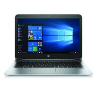HP laptop: EliteBook 1040 G3 14'' notebook - Intel Core i5 - 256 GB SSD - Zilver, QWERTY