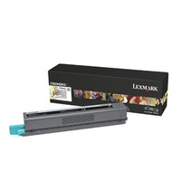 Lexmark cartridge: C925 8,5K zwarte tonercartridge