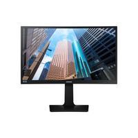 Samsung monitor: S24E650C Curved - Zwart