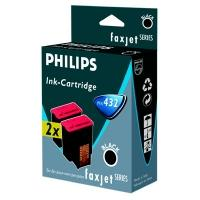 Sagem inktcartridge: PFA 432 - Zwart