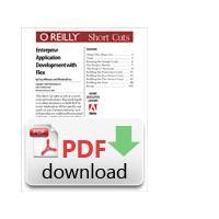 O'Reilly algemene utilitie: Agile Enterprise Application Development with Flex - PDF formaat