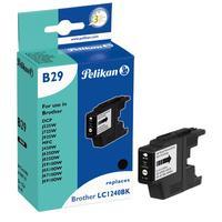 Pelikan inktcartridge: Ink cartridge, black - Zwart