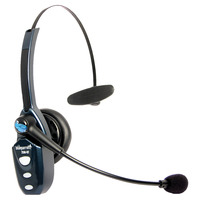 BlueParrott B250-XTS headset - Zwart, Blauw
