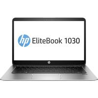 HP laptop: EliteBook 1030 G1 - Zilver
