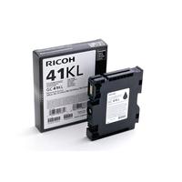 Ricoh inktcartridge: GC 41KL, 600 pagina's - Zwart