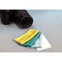 Kaiser cleaning cloth: Micro Fibre Cleaning Cloth, 30x30cm - Multi kleuren