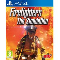 UIG Entertainment game: Firefighters - The Simulation  PS4