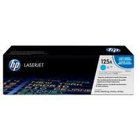 HP toner: 125A originele cyaan LaserJet tonercartridge
