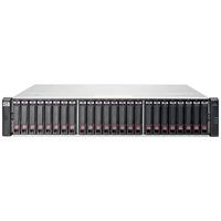 Hewlett Packard Enterprise SAN: MSA 2040 SAN no SFP w/6 900GB SAS SFF HDD Bundle/TVlite