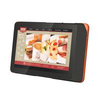 Advantech tablet: AIM-37 - Zwart, Oranje