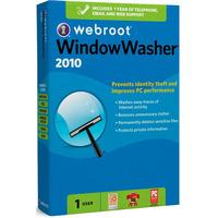Webroot Window Washer 2010, 1 User algemene utilitie