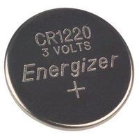 Energizer batterij: CR1220 x 1, 3V - Zilver