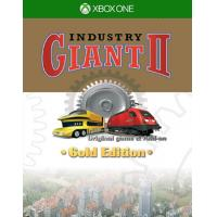 UIG Entertainment game: Industry Giant 2 (Gold Edition)  Xbox One