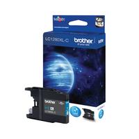 Brother inktcartridge: LC1280XLC - Cyaan