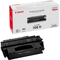 Canon toner: 708H - Zwart