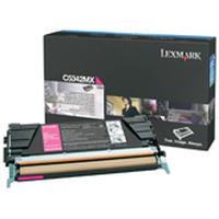 Lexmark toner: C534 7K magenta tonercartridge