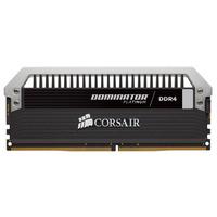 Corsair RAM-geheugen: Dominator Platinum - Zwart, Goud, Platina