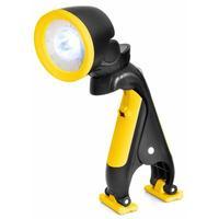 National Geographic Multifunctionele LED Klemlamp zaklantaarn