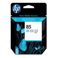 HP printkop: 85 licht-cyaan DesignJet printkop - Lichtyaan